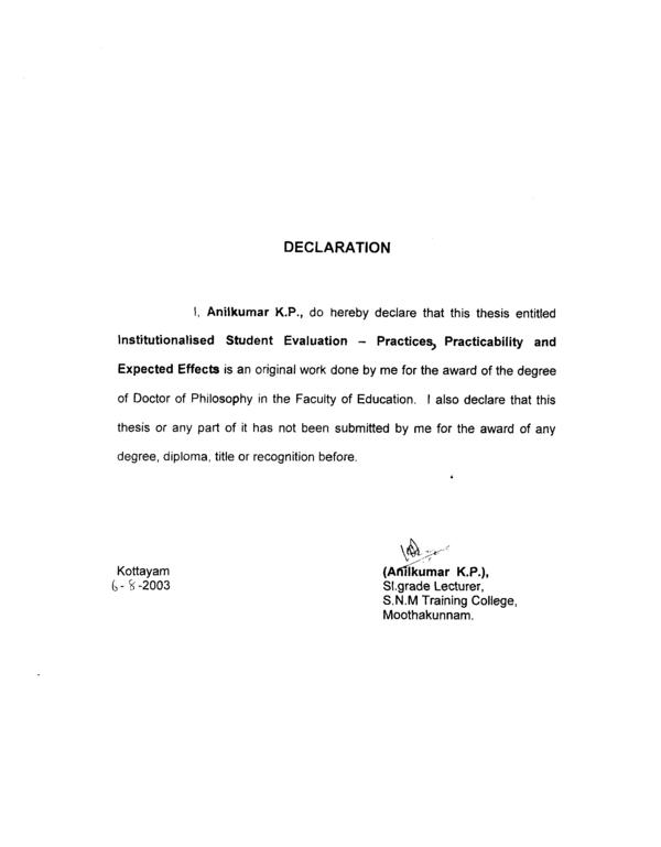 dissertation and methodology um