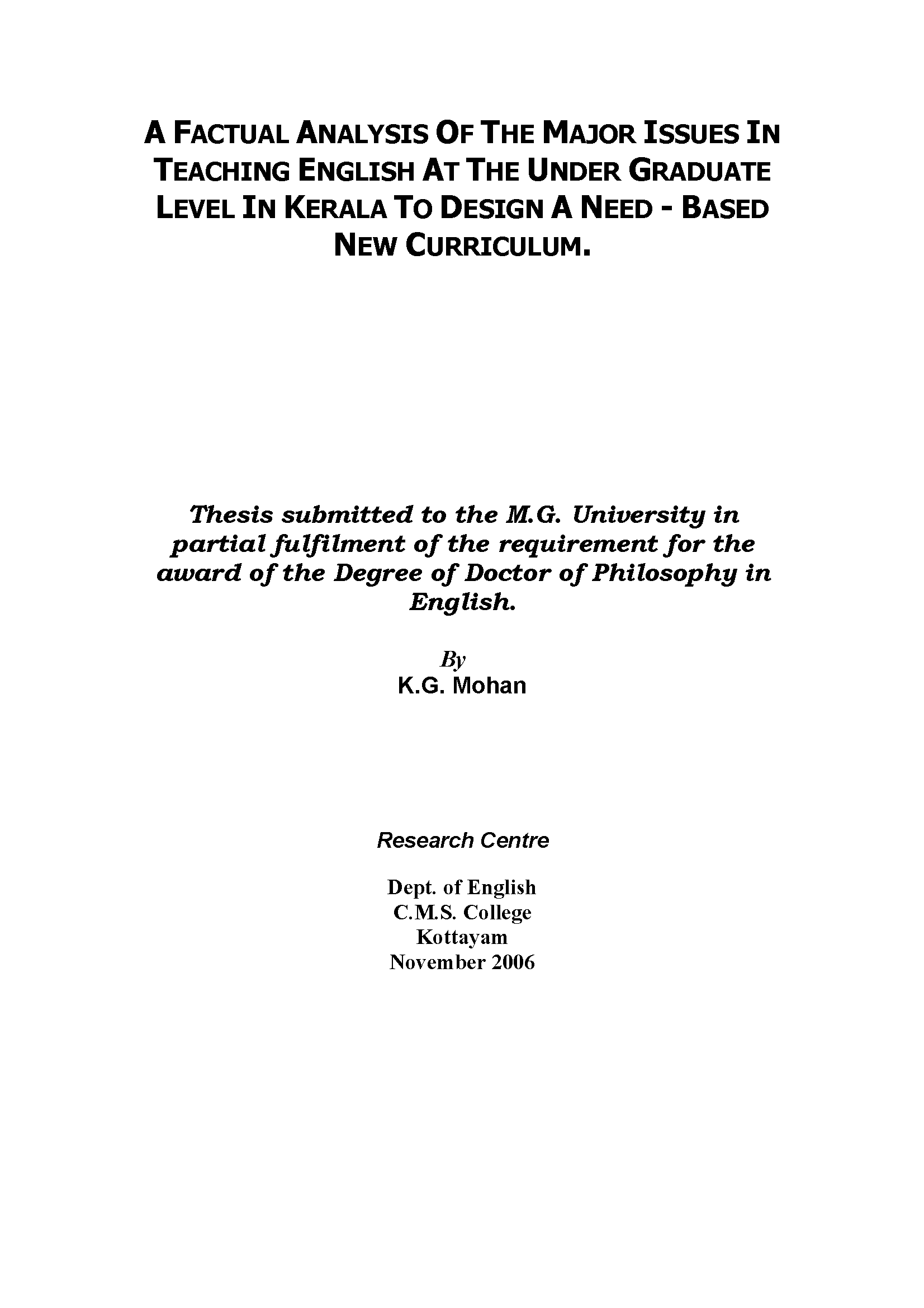 this thesis is submitted in partial fulfilment of the requirements Thesis submitted to the college of graduate and postdoctoral studies in partial fulfilment of the requirements for thesis in partial fulfilment of.